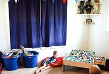 {Kids} Boys Bedroom  / Boys Bedroom Inspiration  / by Jemima Davison
