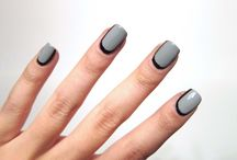 fingernail fun / by Alaina McNallie