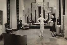 ART DECO MOVIE SETS / 1930s Art Deco back drops and movie sets. / by D e c o     W o r l d