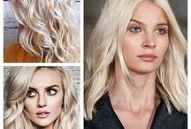 Pale/ Platinum Blondes