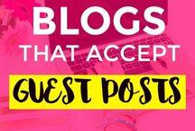 Blogging, income