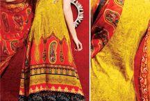 Hajiba de Chiffon by Dawood / Pakistani Dress Material
