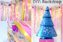 Christmas Photo Backdrops / by Dreamlike Magic Designs