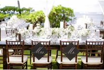 Table Design / Amazing place settings, linens & details