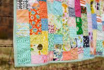 Making Quilts / by Kristin Cofoid