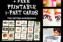 Educational Printables / Here, you can find all kinds of free educational printables