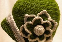 crochet hats / Downton Abbey crochet