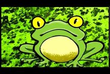 Tiddalick the Frog - Five Star Family Day Care Maitland / Extending activities to enhance your educational program.