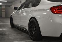 BMW F30 styling