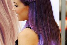 capelli viola
