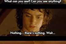 LotR and the Hobbit