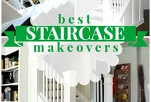 Stairway makeovers