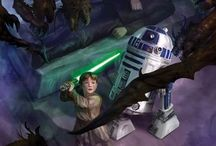 Fandoms: Star Wars / by Andy Poole