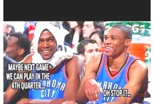 OKC thunder / If your a thunder fan than you will love these boards / by JoJo Martin