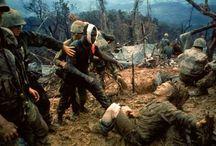 Larry Burrows / Ларри Барроуз (англ. Larry Burrows; 29 мая 1926, Лондон — 10 февраля 1971, Лаос) — английский фоторепортёр, получивший известность фотографиями, сделанными во время войны во Вьетнаме.