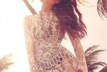 lace and knits / by Clio Rebillon