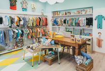 Tienda Babillage Manuel de Falla / Tienda de moda e interiorismo infantil en Manuel de Falla 15, Barcelona. #Interior #Store #Tienda #Kids #Babies