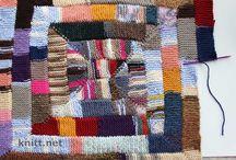 knit.net pletené koberce