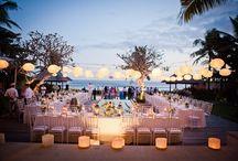 Pool Villa wedding