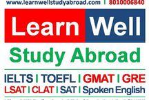 Learn Well Study Abroad provides Best coaching for IELTS, TOEFL, GMAT, GRE, LSAT, CLAT, SAT in Delhi / Learn Well Study Abroad provides Best coaching for IELTS, TOEFL, GMAT, GRE, LSAT, CLAT, SAT and Spoken English in South Ex, Delhi. Best IELTS institute in South Ex, Delhi, Best TOEFL institute in South Ex, Delhi, Best GMAT institute in South Ex, Delhi, Best GRE institute in South Ex, Delhi, Best LSAT institute in South Ex, Delhi, Best CLAT institute in South Ex, Delhi, Best SAT institute in South Ex, Delhi, Best Spoken English and Personality Development institute in South Ex, Delhi.