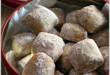 biscuits de noël à la vanille