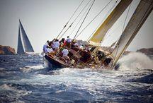 J-Class / All-time beauty J-Class yachts.