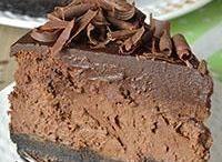 Dessert sjokolade