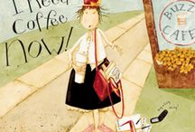 Coffee Love / Dedicated to my love of coffee, my pick me up, wake me up, warm me up, keep me going, chill me out liquid medication!!! / by Sherrie Cox