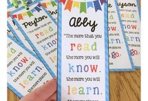 Bookmark ideas