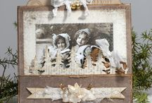 Capturing Cards / by Linda Neff