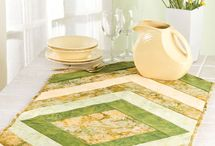 Lots of Table Runners
