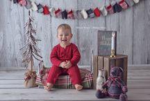 Детские новогодние съёмки