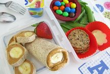 Kids lunches and treats