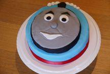 Thomas the Tank Engine themed party / Thomas the tank engine party ideas Thomas the train party ideas