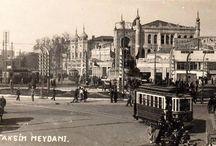 Istanbul Taksim Topçu Kışlası
