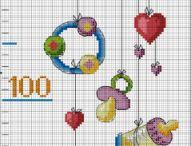 cross stitch gyerekeknek,BABY 3
