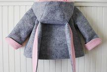 dziecko ubranka