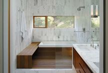 bathrooms / by Phil Roxworthy