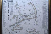 Maps / by Susan Jackman Sisolak