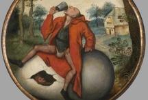 Pieter Brueghel elder & younger