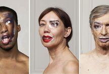 Creativ faces