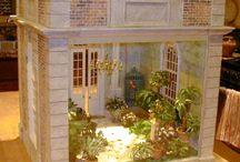 Dollshouse garden