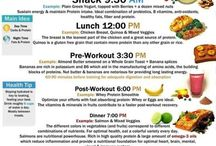 Healthy food & diet plan