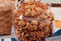 food: snacks. / by Sarah Leatherman