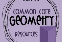 Common Core Geometry Resources / Resources for the Geometry strand of the Common Core standards, grades K-5.  These boards are no longer open for collaborators.