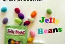felt foods - candy