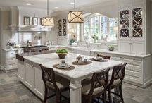 Kitchens / by Gayle Bourland