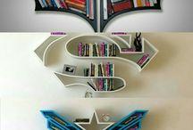 Книжные полки