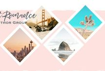 "West Coast Romance | Reader & Author group / A Pinterest board for the authors of the Facebook group ""West Coast Romance 