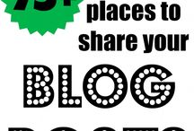 Blog & Social Media tips / posts about how to grow your blog and social media tips
